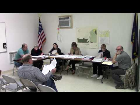 Liberty Township Planning Commission 02/21/2017