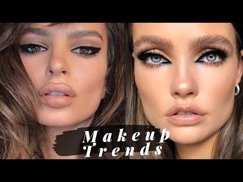 Makeup Trends Fall 2020.Top Fall 2019 Winter 2020 Makeup Trends We Can Start