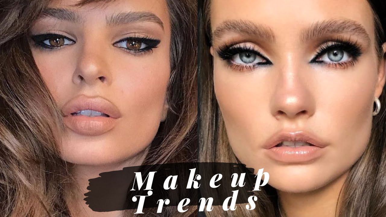 2020 Makeup Trends.Top Fall 2019 Winter 2020 Makeup Trends We Can Start Wearing Now