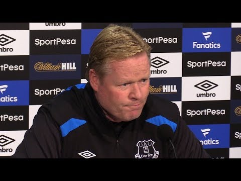 Ronald Koeman 'Very Disappointed' With Wayne Rooney But He Will Play Against Tottenham