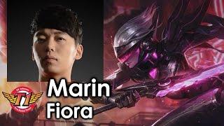 Marin picks Fiora