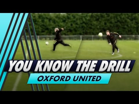 Jimmy has a Mare!   You Know The Drill - Oxford United with Alex MacDonald