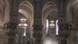 Le Choeur de l'Eglise d'Aizenay
