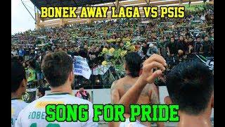 bonek merinding atmosfer 50 ribu Bonek mendukung persebaya di magelang vs PSIS Semarang