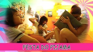Festa do Pijama com Sarinha e Vini thumbnail