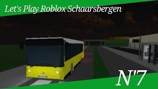 Let's Play N'7 - Roblox Schaarsbergen - Timelapse