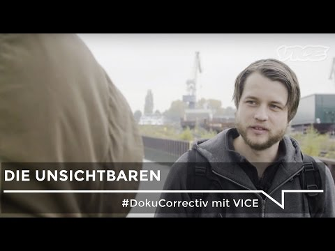 Illegale Drogendealer in Dortmund #DokuCorrectiv mit VICE