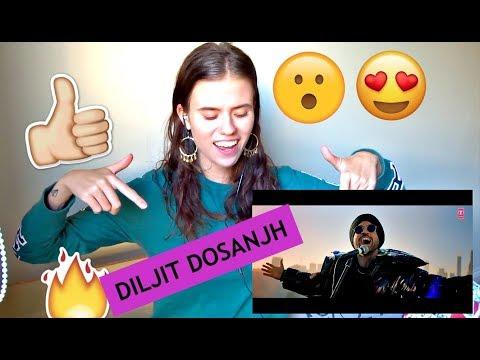 BIG SCENE | CON.FI.DEN.TIAL | Diljit Dosanjh | REACTION