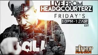 DJ Premier - Live From HeadQCourterz