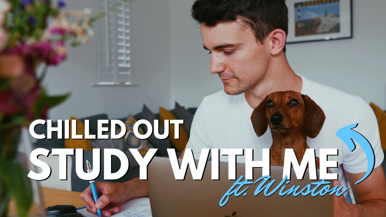 Study With Me – A Super Productive Day