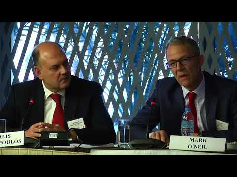 2018 9th Annual Greek Shipping Forum - Digitalization & Cybersecurity Panel