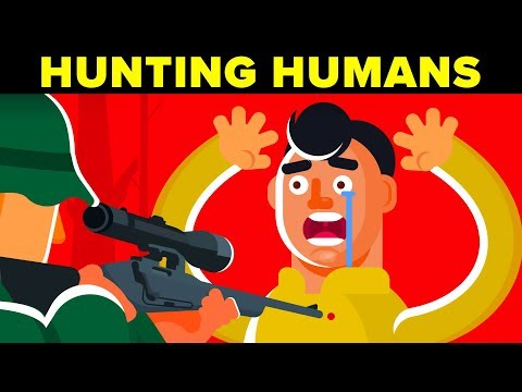 Man Who Hunted Humans As A Game In Real Life