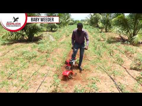 Baby Weeder - Agricultural Equipments | Sharp Garuda Coimbatore