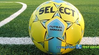 select futsal mimas зеленый  на www.totalsport.ua(, 2013-02-21T16:44:47.000Z)