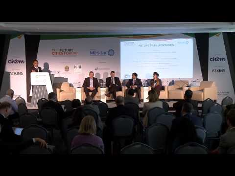 Future Cities Forum   Future Transportation