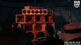 DUB CAMP FESTIVAL 2017 CHANNEL ONE SOUND SYSTEM Jerry Lions Ruff Out There Dubplate