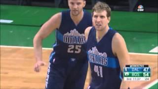 Mavericks Vs Celtics - Team Highlights (HD) - November 18, 2015