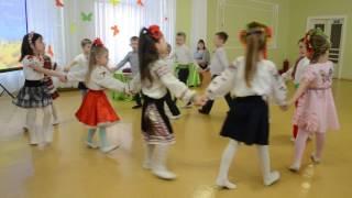 Українська народна гра Голуб Середній вік Дитячий заклад