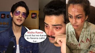 Rohan Mehra Finally Revealed the Truth of Nisha Rawal and Karan Mehra Fights and Divorce