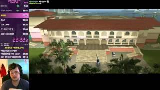 GTA: Vice City speedrun: Any%, 54:43