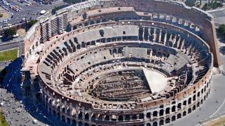 Flavian Amphitheatre Colosseum/Coliseum Ancient History Documentary