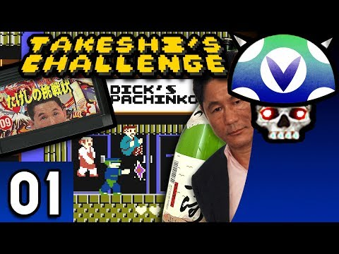 [Vinesauce] Joel - Takeshi's Challenge ( Part 1 )