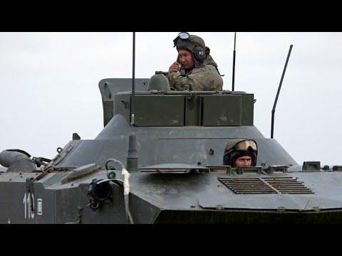 BBC NEWS - Is Russia preparing to invade Ukraine? - RUSSIA UKRAINE WAR 2021?