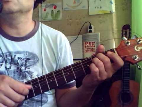 Как играть на гитаре белое платье