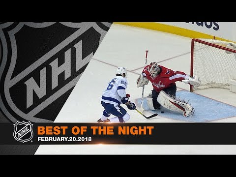 "Kucherov's ""no-shot"" goal, Voracek's heroics take center stage"