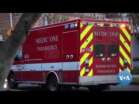Rash Of  Coronavirus Deaths In Washington State Nursing Home