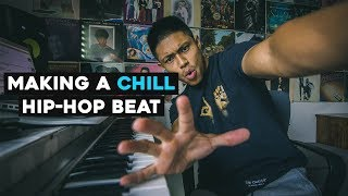 How to Make a CHILL Hip-Hop Beat | (Using Ableton Live)
