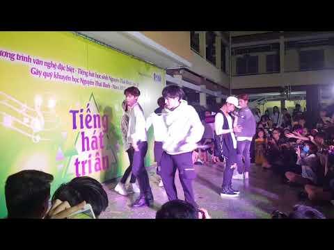UNI5 | C'mon (remix) | 02/12/2017 | THPT Nguyễn Thái Bình