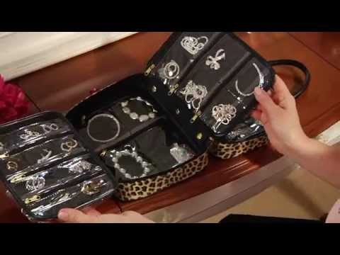 Jewelry Storage Case by Lori Greiner H164598 YouTube