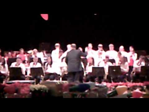 Full Video of The Pine Grove High School Christmas Concert 12 - 18 - 2016