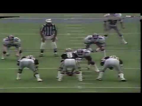 New Orleans Saints vs Falcons Archie Manning 9-2-1979 Clips
