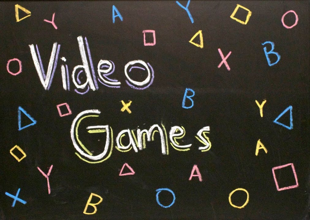 Video Games - A vlog about video games.