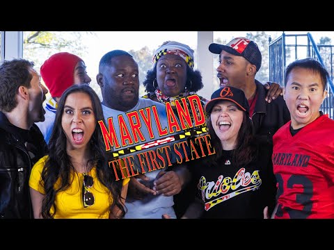 Houston - WATCH: Video Claims Maryland Is The Best State