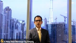 Sanjay Chimnani's - New Year Message & Dubai Real Estate Market Trends(, 2015-12-27T12:06:41.000Z)