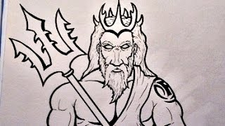 Drawing POSEIDON