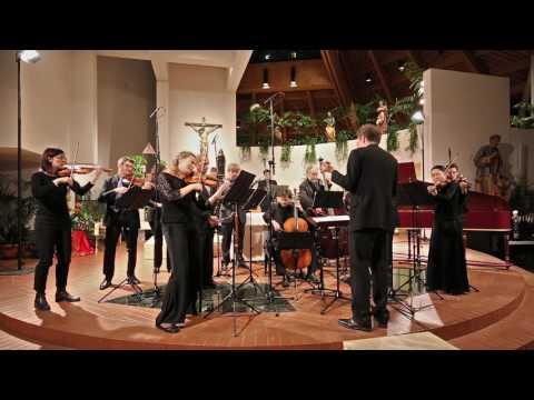 Zefiro Baroque Orchestra | J. S. Bach: Ouvertures Suite No. 3 D-major BWV 1068