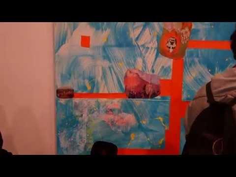 Chris Martin Recent Work at ANTON KERN