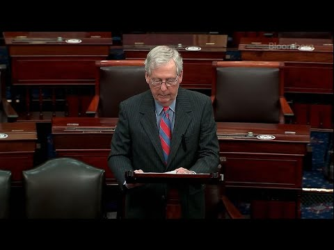 Stimulus Deal 'Appears to Be Close at Hand,' Says Sen. McConnell