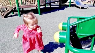 PLAYGROUND EQUIPMENT MALFUNCTION!