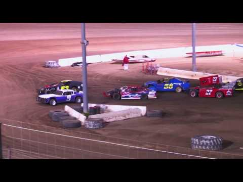 Perris Auto Speedway 3-7-20 N O D #1 Figure 8 Main Event