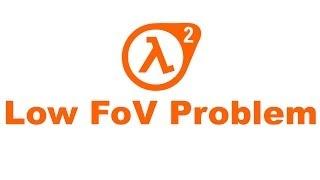 half-Life 2 FoV Locked to 90 WTFoV