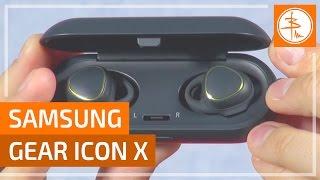 Samsung Gear Icon X - странные спортивные наушники