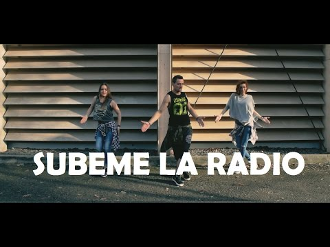 SUBEME LA RADIO - Enrique Iglesias - Zumba fitness choreography