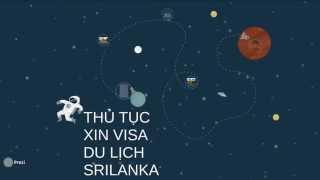 [Dịch vụ Visa cùng INDEC] Thủ tục xin Visa du lịch Srilanka