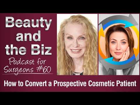 Ep.60: How to Convert a Prospective Cosmetic Patient