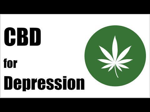 CBD for depression | 13 research studies